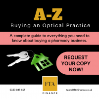 A-Z Guide to buying an Optical Practice